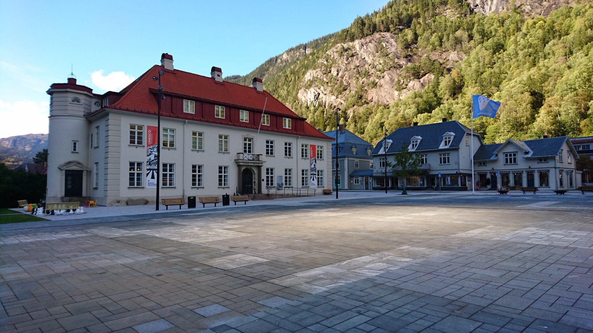 Rjukan bibliotek