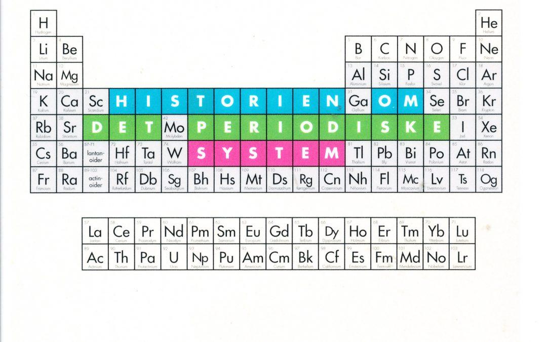 Eivind Torgersen og Det periodiske system